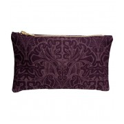 CORONAL POUCH, PLUM